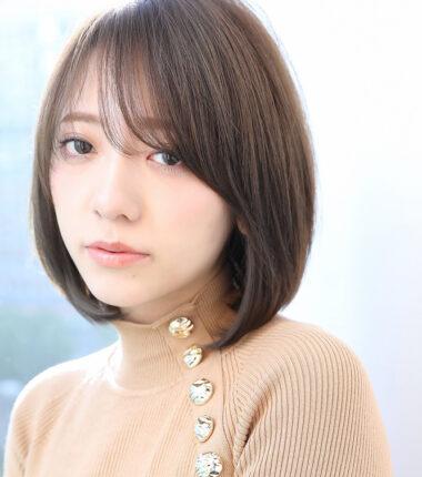 【恋するヘア】ミント☆ボブ